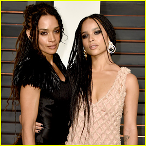 Lisa Bonet Is 'Disgusted' By Bill Cosby, Says Daughter Zoe Kravitz