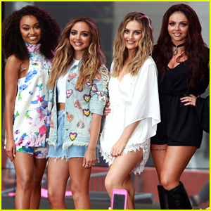 Little Mix Cast A 'Black Magic' Spell Over 'Today'