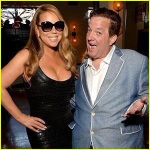 Mariah Carey Celebrates Her Star with Beacher's Madhouse's Jeff Beacher!