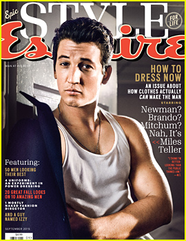 Miles Teller Says All He Wanted to Do in College Was Smoke Pot