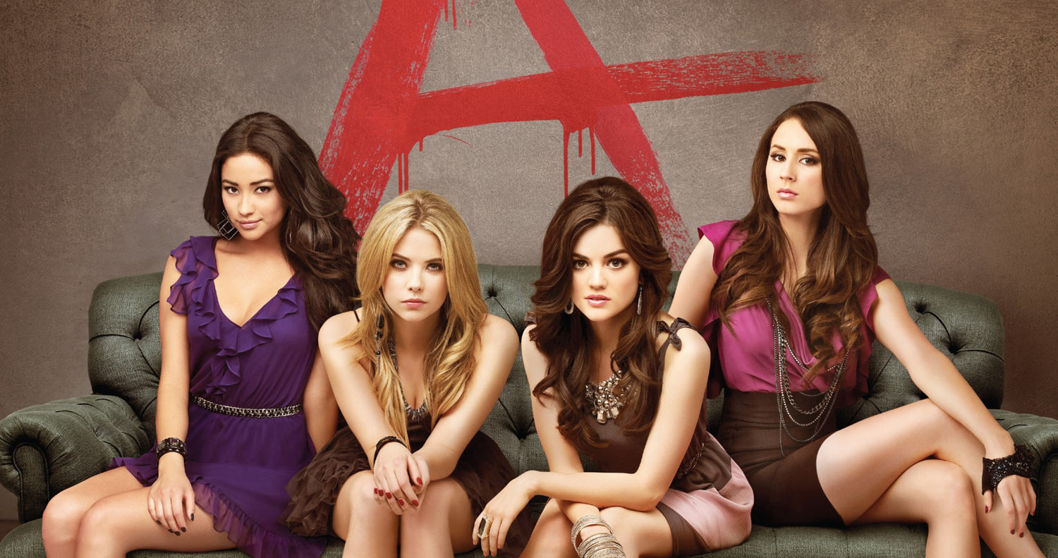 who is a in pll