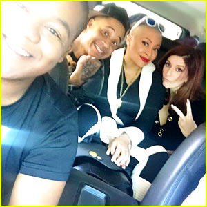 Raven-Symone Teases 'That's So Raven' Cast Reunion!