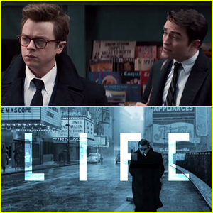 Robert Pattinson & Dane DeHaan Star in 'Life' - Watch the Trailer!
