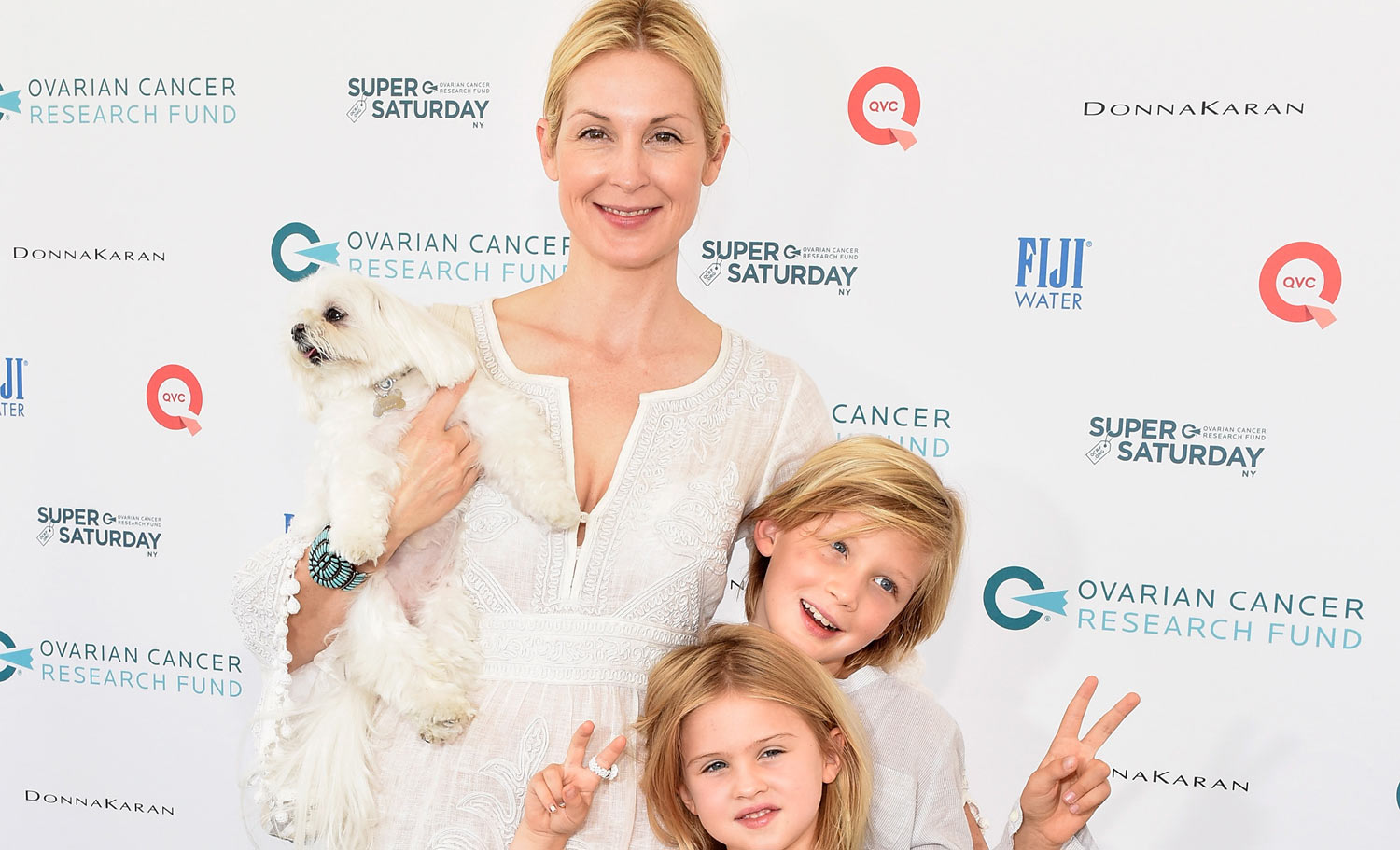 Professional activities and personal life Kelly Rutherford 15