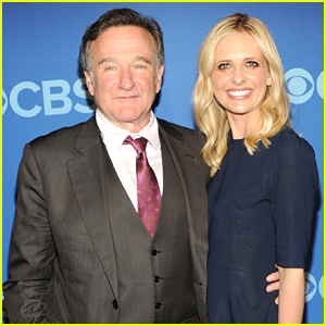 Sarah Michelle Gellar Pays Tribute to Robin Williams on 1 Year Anniversary of His Death