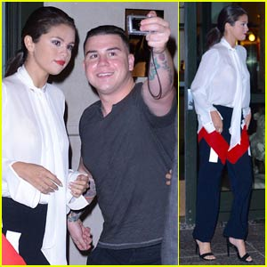 Selena Gomez Goes Chic for Lower East Side Dinner in NYC