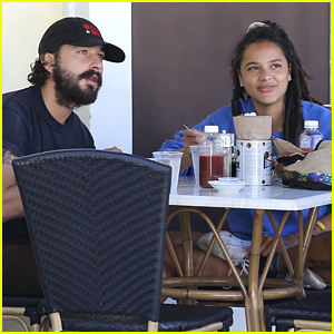Shia LaBeouf Dines with Mystery Woman After Mia Goth Fight Video Surfaces