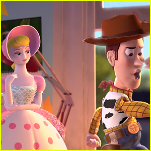 John Lasseter Says 'Toy Story 4' Will Be A Love Story