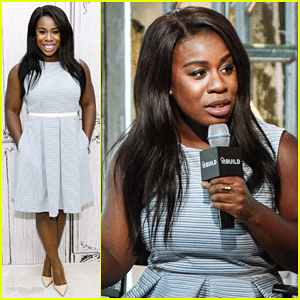 Uzo Abuda Hits AOL Build for 'OITNB' Talk!