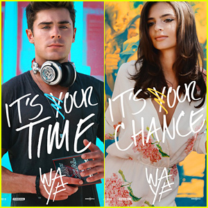 Zac Efron & Emily Ratajkowski Get 'We Are Your Friends' Character Posters!