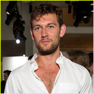 Alex Pettyfer Takes It All Off for Mario Testino's Towel Series