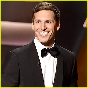 Andy Samberg's Emmys 2015 Opening Monologue Video - Watch Now!