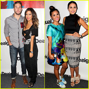 'Bachelorette' Stars Take Over at Desigual's NYFW Show!