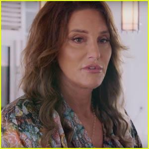 Caitlyn Jenner Loves Angelina Jolie's Elegant Style (Video)