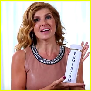 Connie Britton Reveals the Secret to Her Amazing Hair: Feminism!