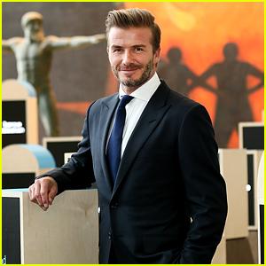 David Beckham Admits to His Style Missteps