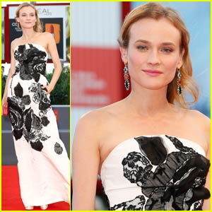 Diane Kruger Steps Up Her Style Game at '11 Minutes' Premiere