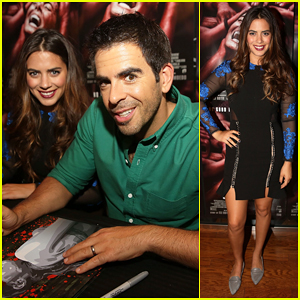 Eli Roth & Wife Lorenza Izzo Bring 'The Green Inferno' To Miami, Stephen King Praises The Film
