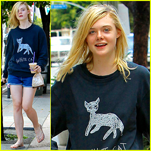 Elle Fanning's Movie 'About Ray' Pulled from Release Schedule