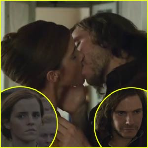 Emma Watson & Daniel Bruhl Are Totally in Love in First Look 'Colonia' Trailer - Watch Now!