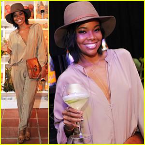 Gabrielle Union Celebrates Clicquot Rich Launch In Miami!