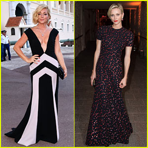 Jane Krakowski Puts On Her First Palace Performance!