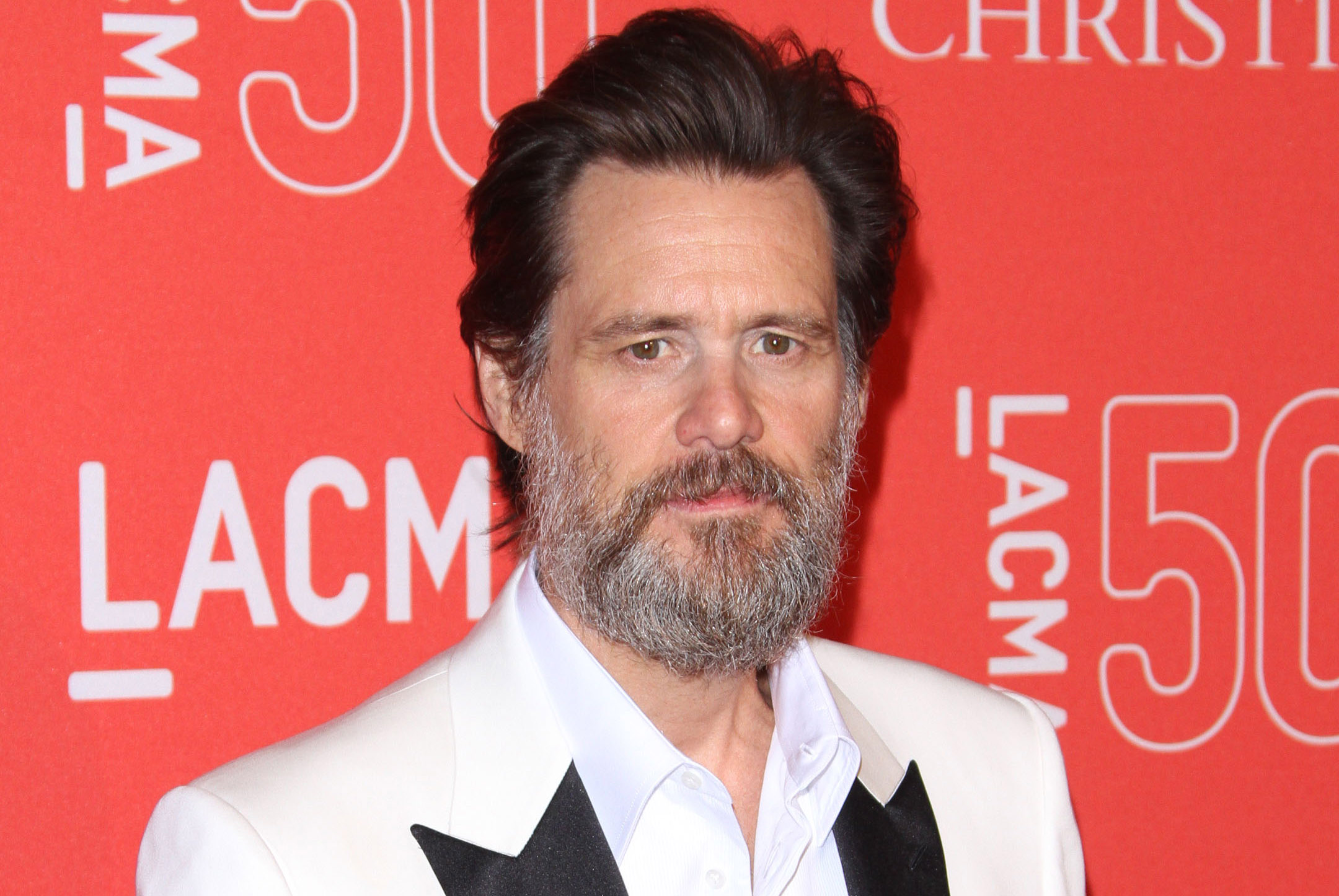 Jim Carrey has released a statement after the tragic death of his on ... Jim Carrey