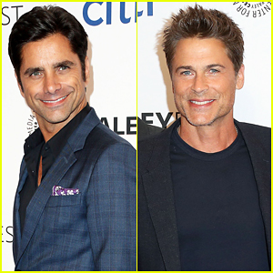 John Stamos Plays Out Sitcom Openings On 'Jimmy Kimmel Live' - Watch Here!