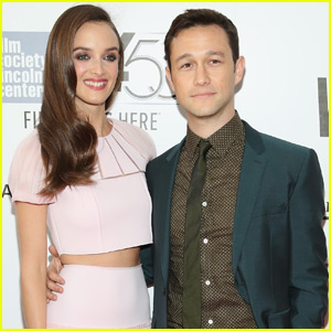 Joseph Gordon-Levitt Premieres 'The Walk' at NYFF 2015