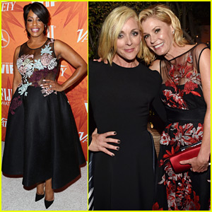 Julie Bowen & Jane Krakowski Are Friendly Competition at Variety's Pre-Emmys Party