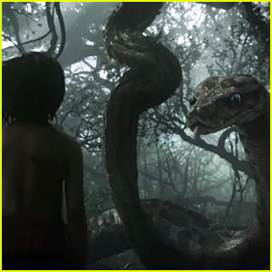 The Jungle Book' Live Action Movie Trailer – Watch Now! | Bill ...