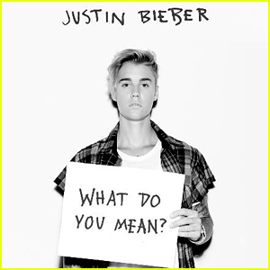 Justin Bieber Tops Billboard Hot 100 for First Time with 'What Do You Mean?'