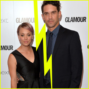Kaley Cuoco & Ryan Sweeting Are Getting Divorced