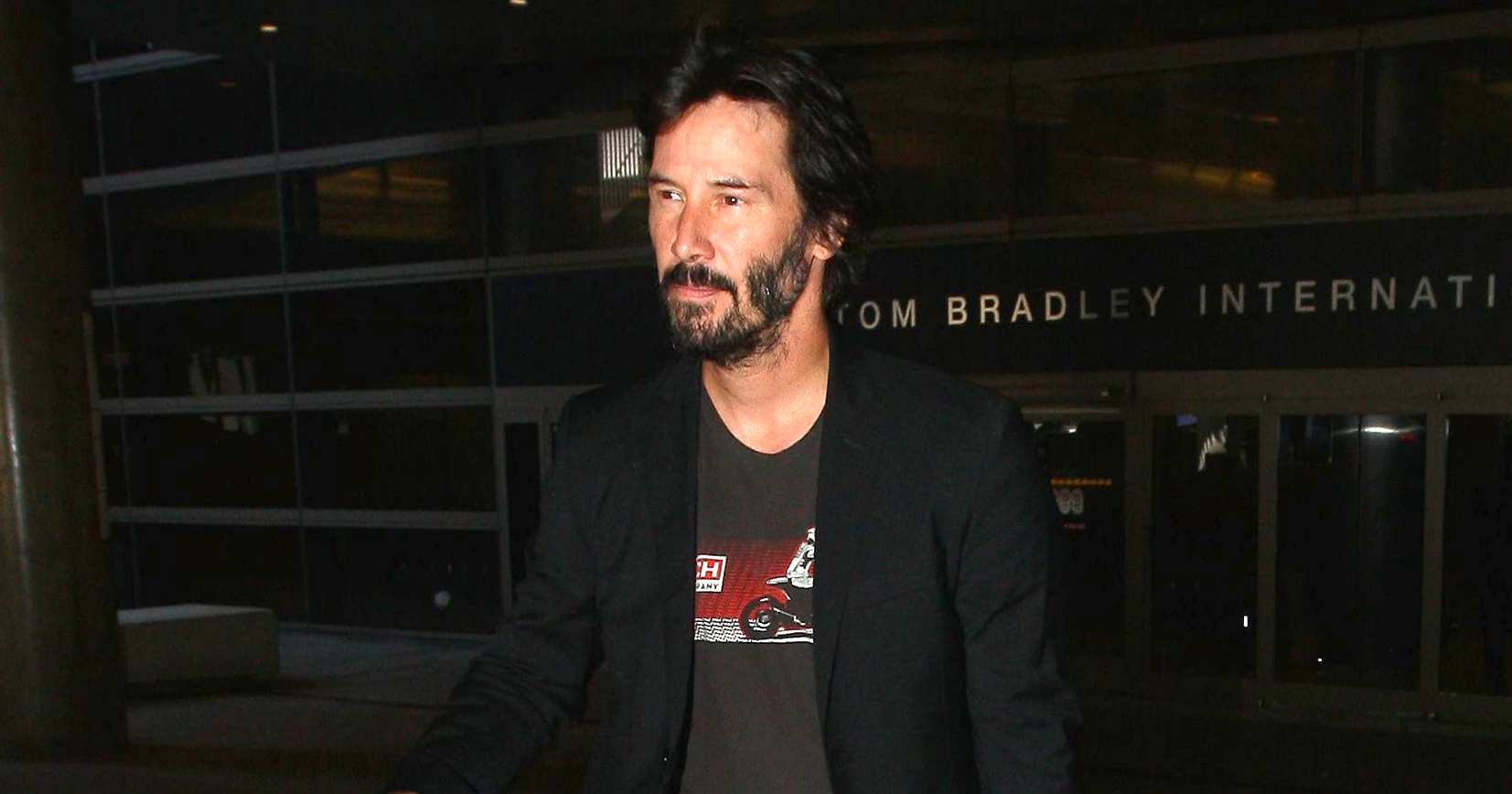 Keanu Reeves Instagram