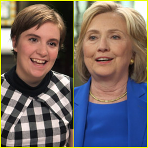 Hillary Clinton Answers Lena Dunham's Questions, Confirms She's 'Absolutely' a Feminist