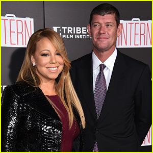 Mariah Carey & James Packer Make Their Red Carpet Debut!