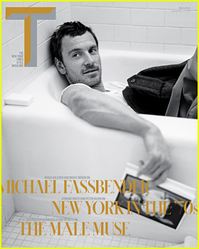 Michael Fassbender Credits Urinal Grafitti for Successful Audition