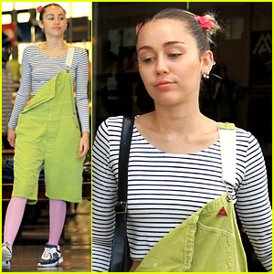 Miley Cyrus Steps Out Amid Dane Cook Rumors
