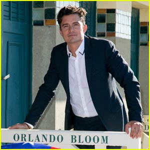 Orlando Bloom Honored at Deauville American Film Festival
