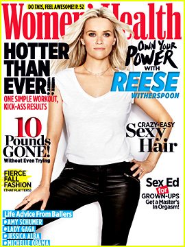Reese Witherspoon's Big Secret Is That She Dances Hip-Hop!