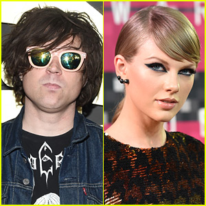 Ryan Adams Releases Cover of Taylor Swift's 'Bad Blood'