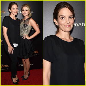 Tina Fey 'Would Totally Skip Out Of Work' To Go See 'Monkey Kingdom'!