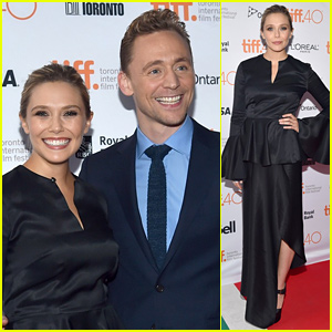 Tom Hiddleston & Elizabeth Olsen See 'The Light' At Toronto Film Festival 2015