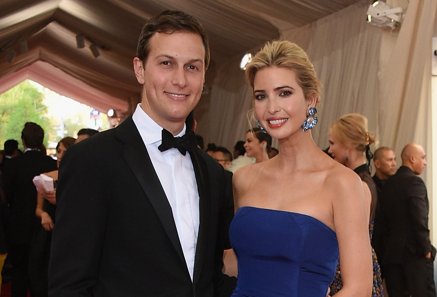 Ivanka Trump Is Pregnant Expecting Third Child With Jared