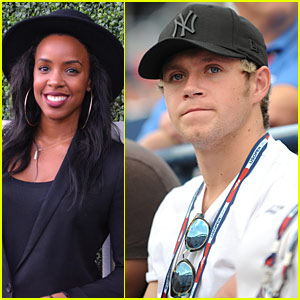 Niall Horan & Kelly Rowland Return for U.S. Open Day Five