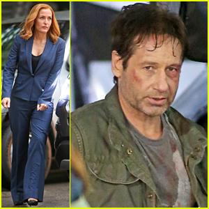 David Duchovny X Files Season 1