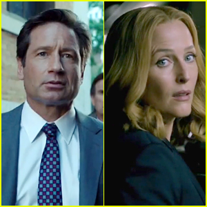 'The X-Files' Revival Full Trailer Released - WATCH NOW!