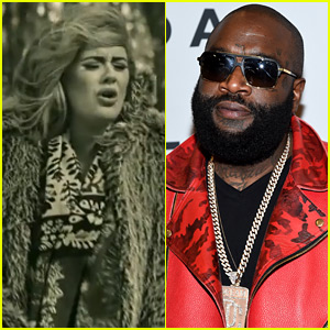 Rick Ross Remixes Adele's 'Hello' - Listen Now!
