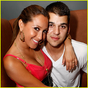 Adrienne Bailon Addresses Rob Kardashian Reconciliation Rumors