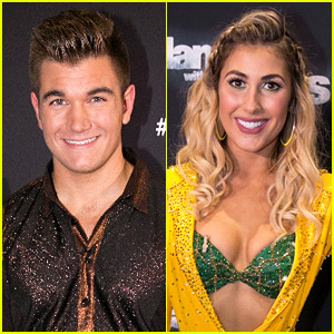 Alek Skarlatos & Emma Slater Perform on 'DWTS,' Despite His Broken Nose!